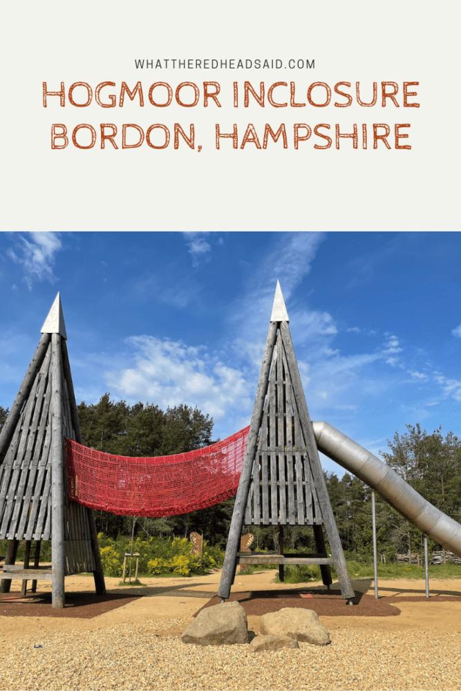 Hogmoor Inclosure - Bordon, Hampshire