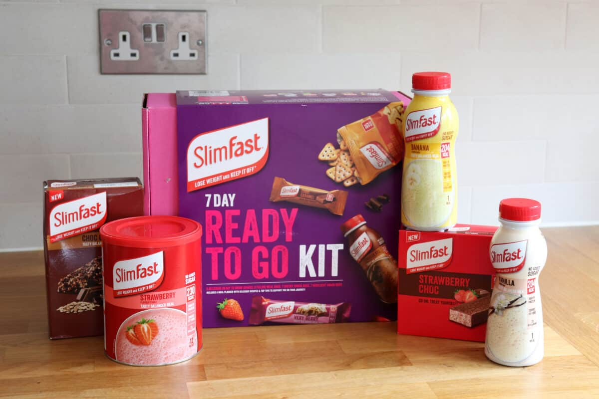 Small Steps to a Healthier Lifestyle with SlimFast