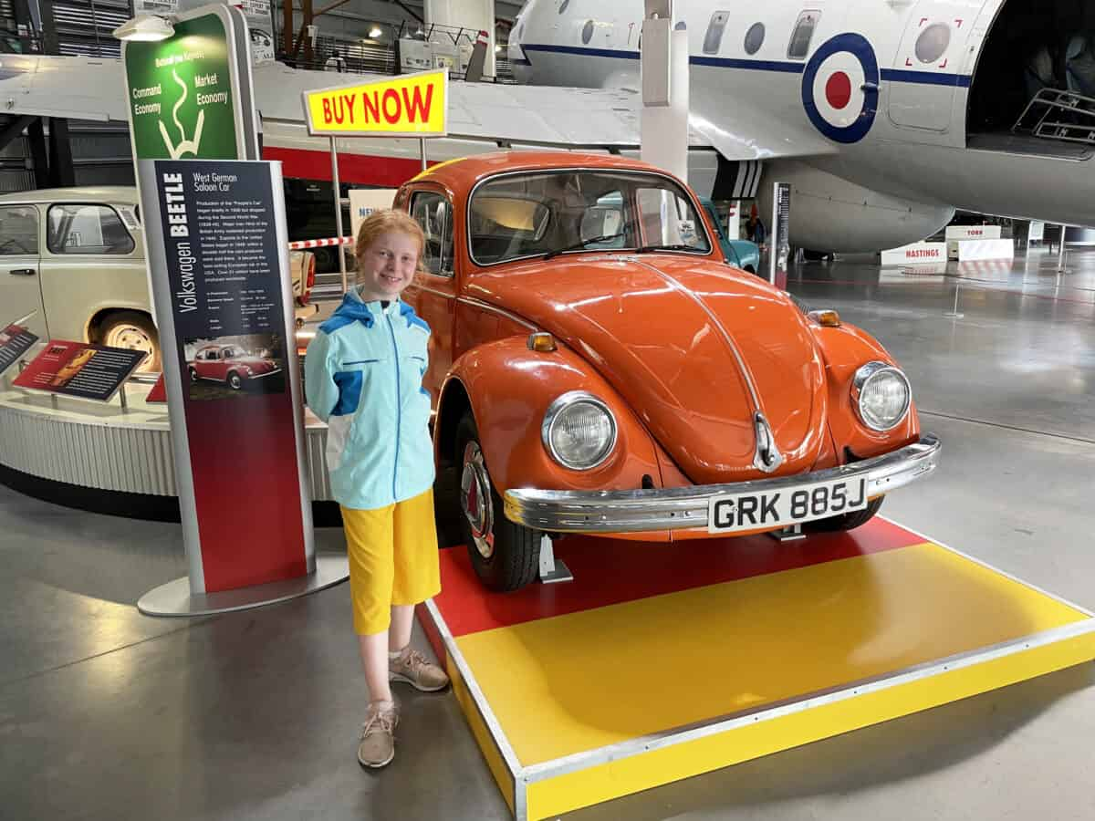 A Day at RAF Cosford - Royal Air Force Museum, Shropshire
