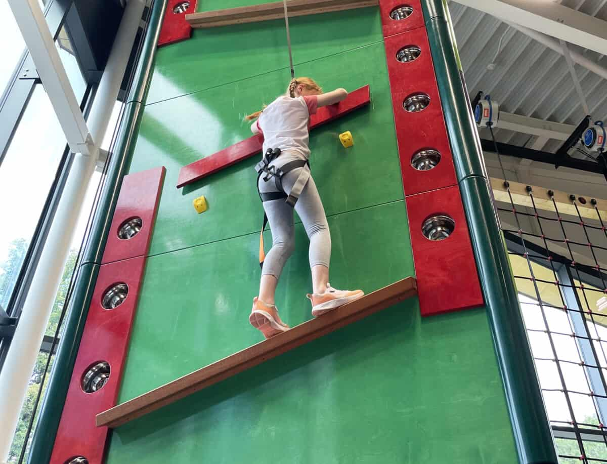 Clip n Climb at Places Leisure - Camberley, Surrey