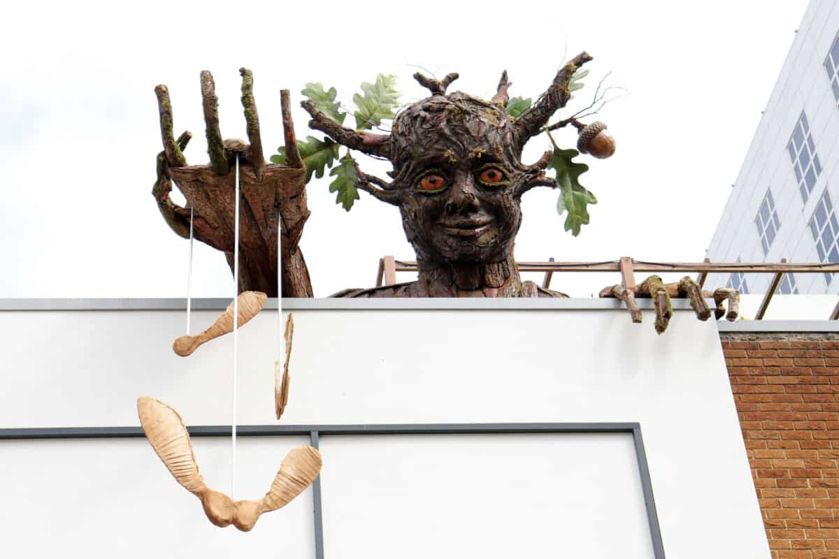 Meeting the Bracknell Forest Giants at the Lexicon