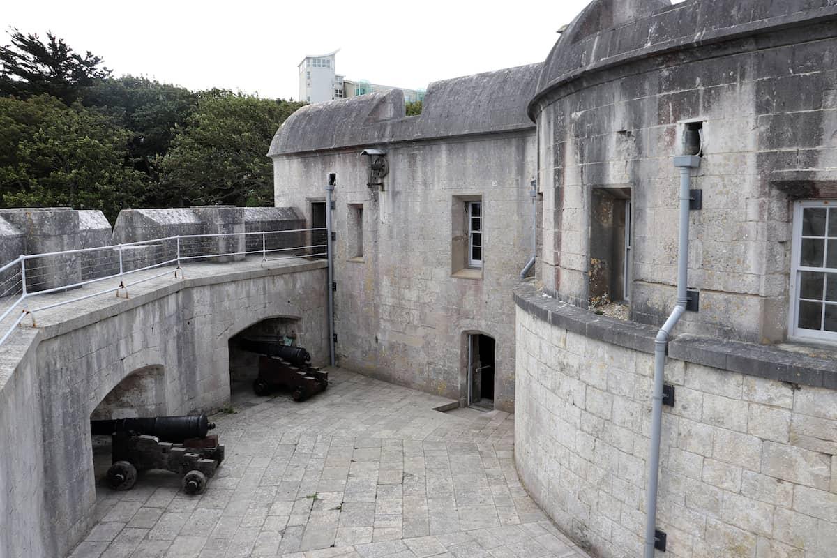 Portland Castle - Dorset