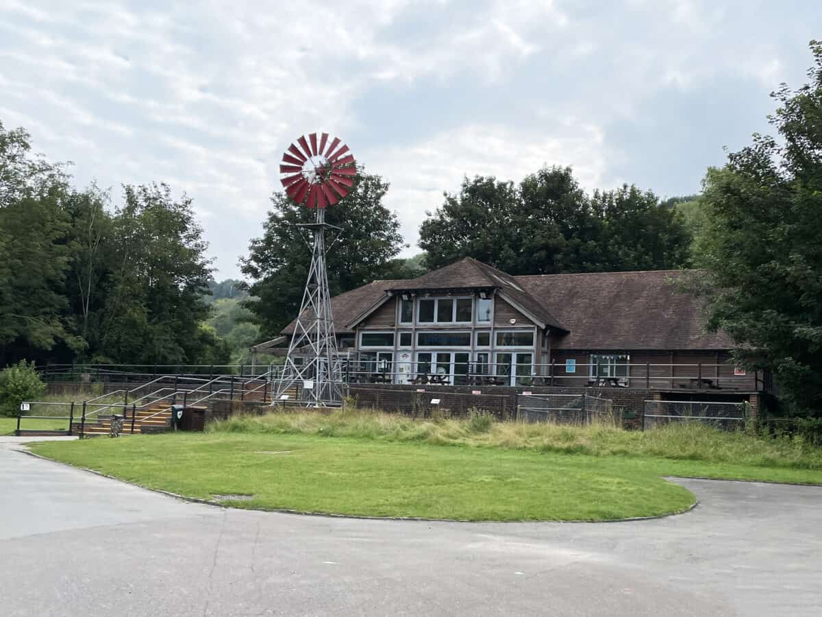 A Lovely Day at Amberley Museum - Sussex