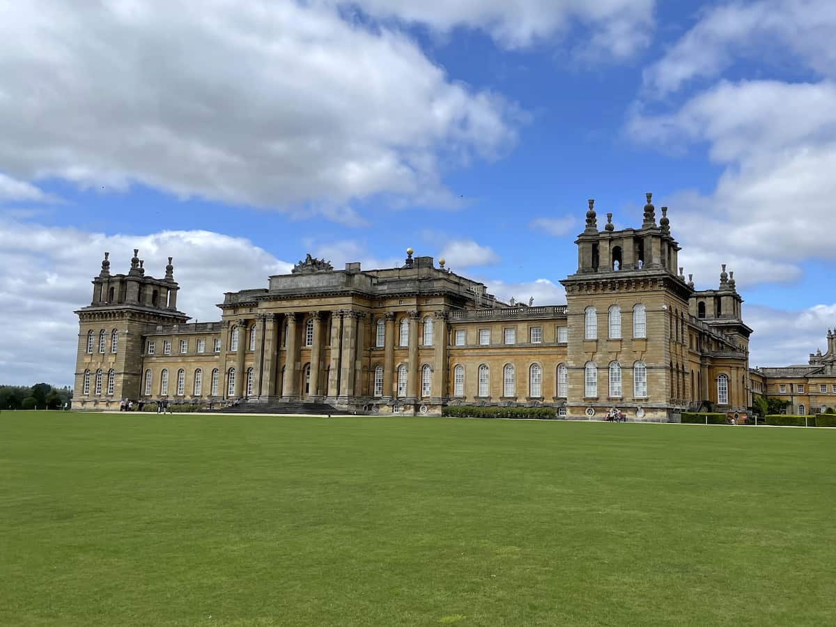A lovely day at Blenheim Palace - Oxfordshire