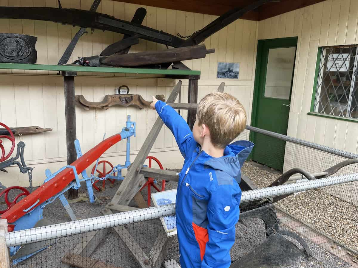 A Day at the Rural Life Living Museum