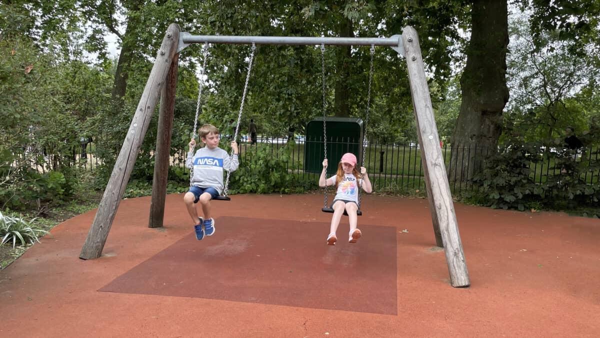 A Family City Break in London