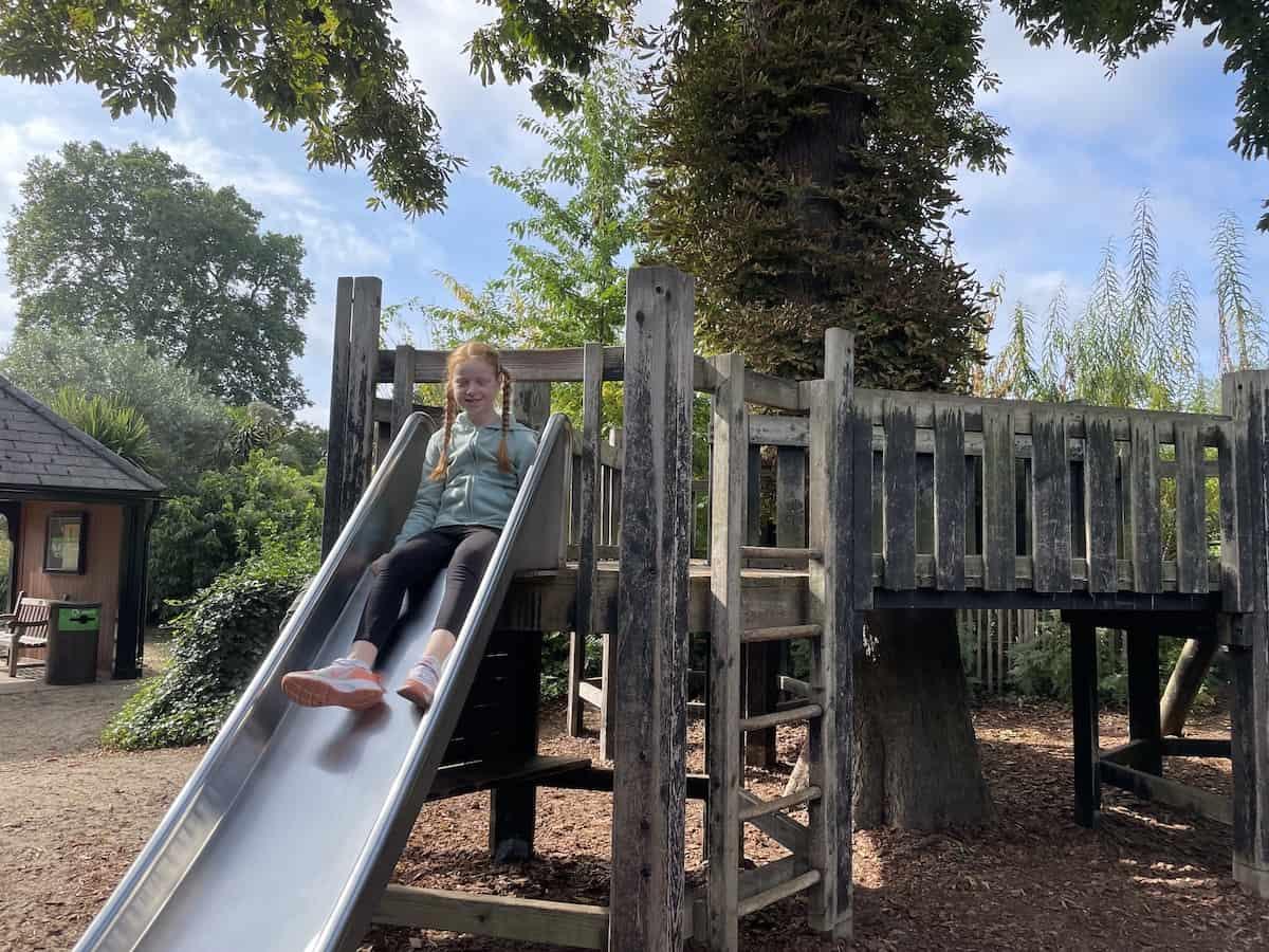 Princess Diana Memorial Playground - Kensington Gardens, London
