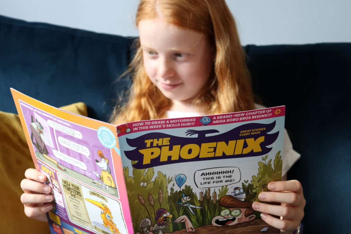 Back to School with The Phoenix