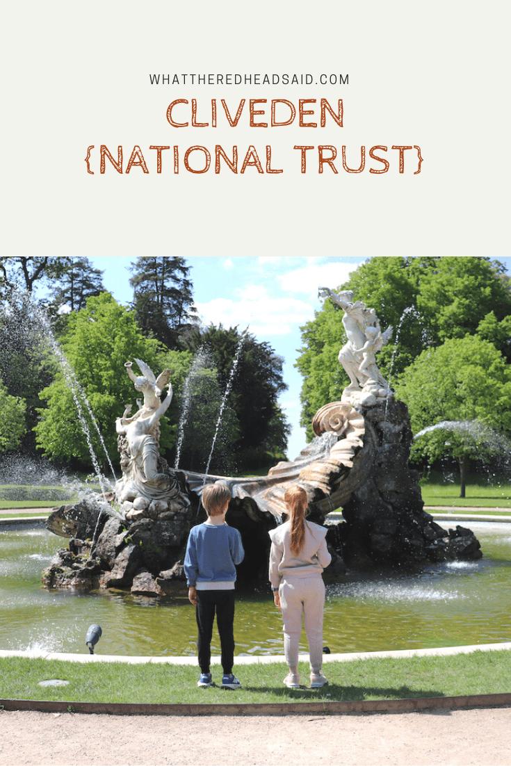 Visiting Cliveden After Lockdown {National Trust}