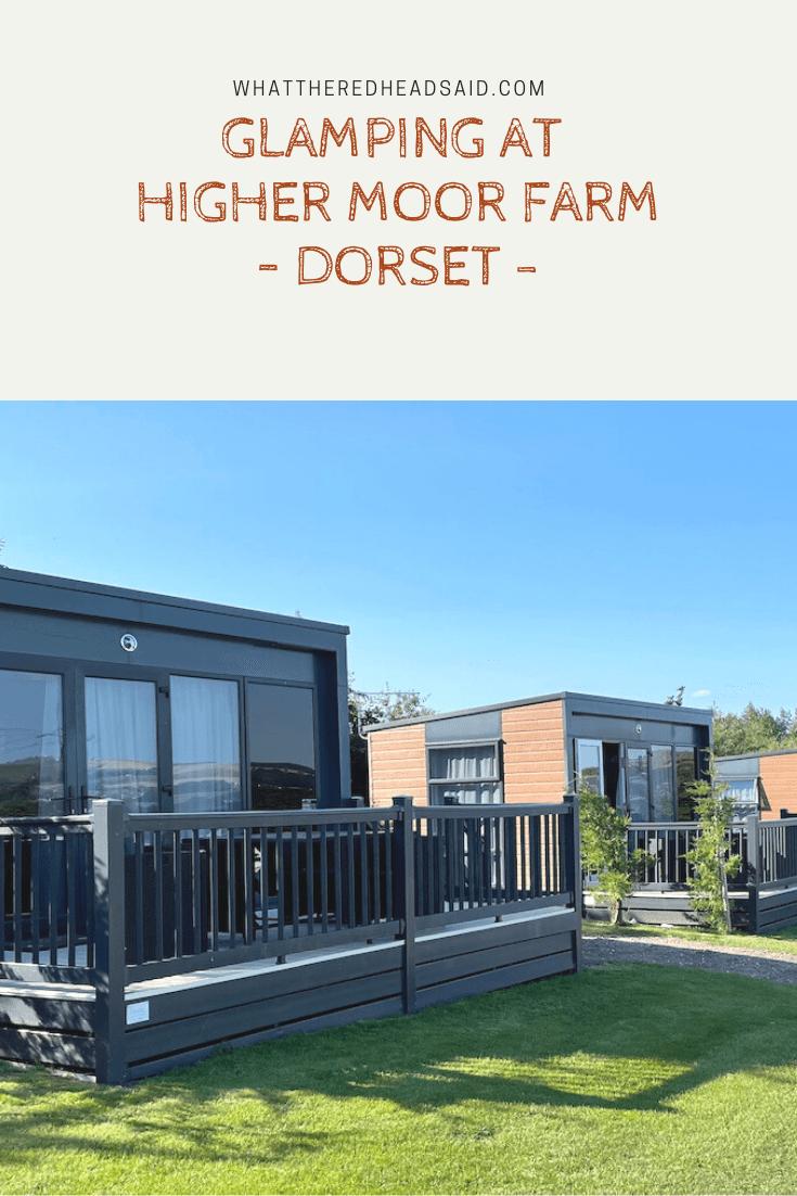 Glamping at Higher Moor Farm – Dorset