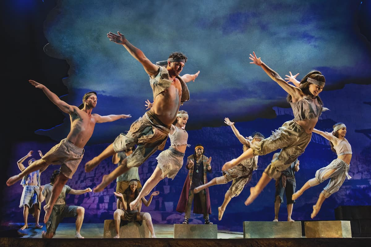 Kids Week - Prince of Egypt Musical Review