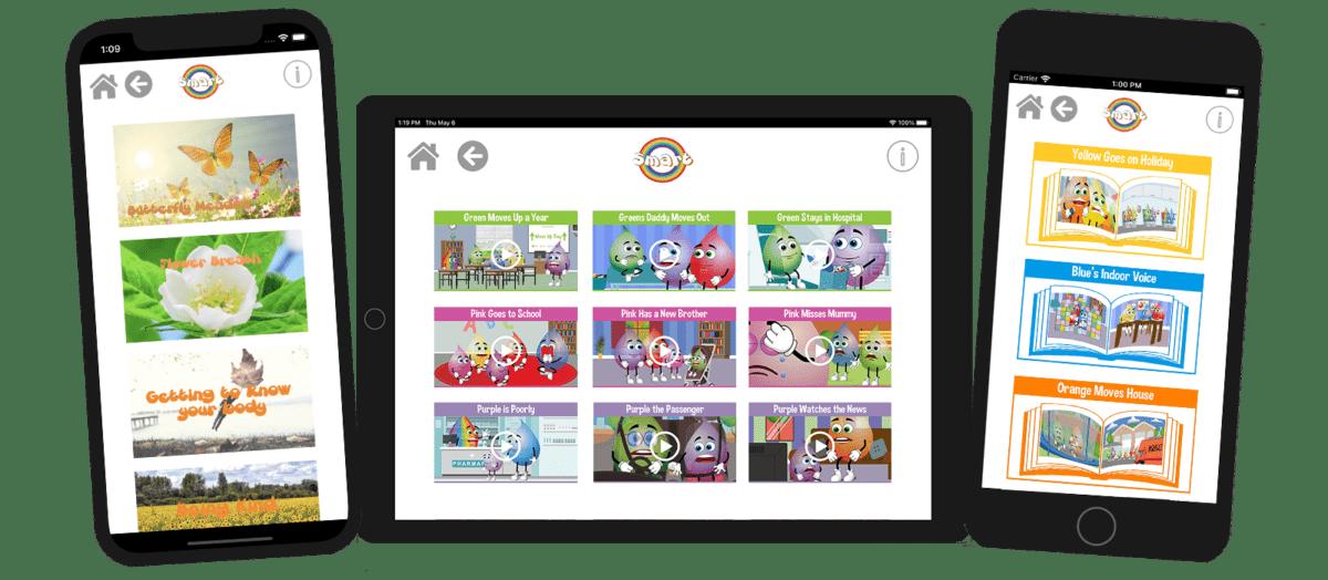 Increasing Emotional Intelligence with the RainbowSmart App | AD